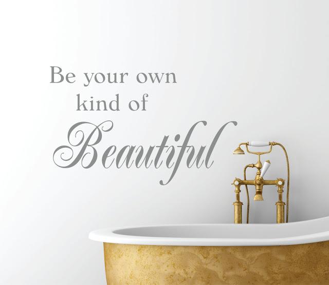 20 Desain Stiker Dinding Untuk Kamar Mandi Cantik - Judul ...